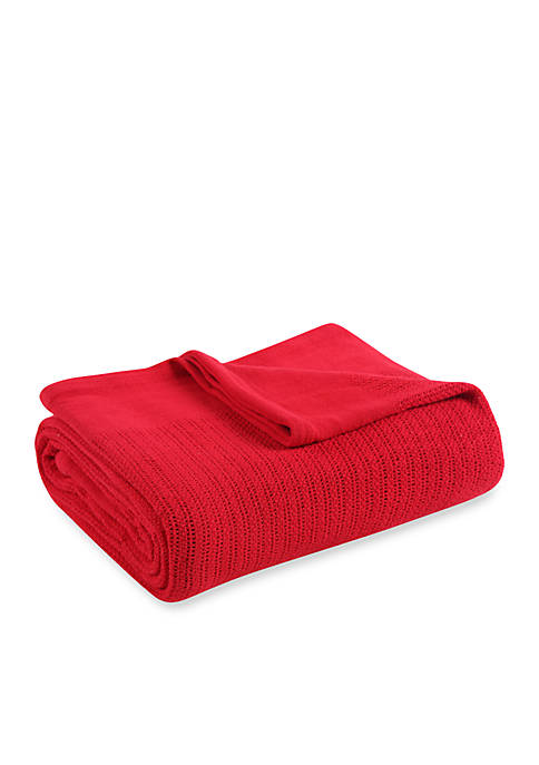 Fiesta® Combed Cotton Blanket