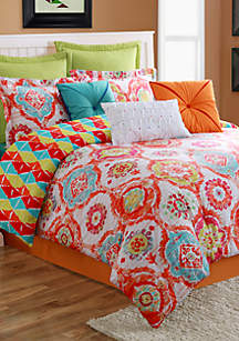Ava Fiesta Twin Comforter Set 68-in. x 90-in.