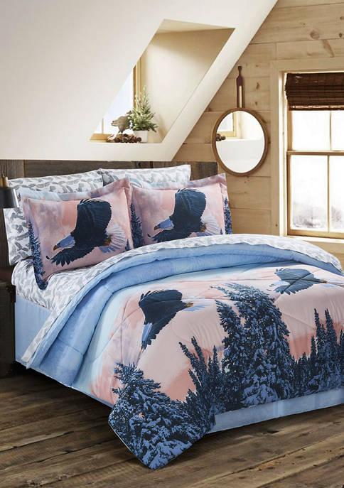 Eagles Comforter Set