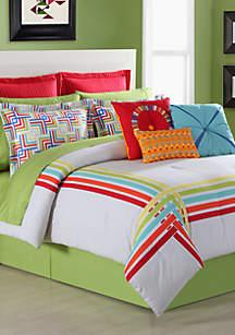 Salaya Twin Comforter Set 66-in. x 96-in.