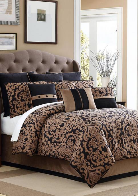 Chamboard Comforter Set