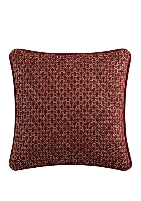 Allouette Embroidered Pillow