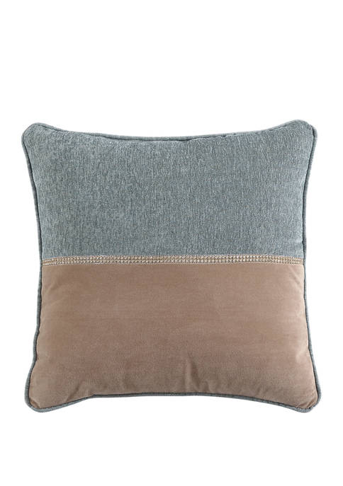 Veratex Beau Geste Embroidered Pillow
