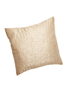 Champagne Nude Euro Sham 26-in. x 26-in.
