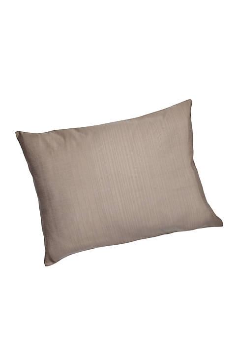 Calvin Klein Laguna Rib Plateau Collection Pillow Sham