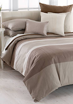 Calvin Klein Laguna Rib Plateau Quilt Collection