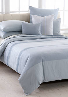 Calvin Klein Laguna Rib Stream Bedding Collection