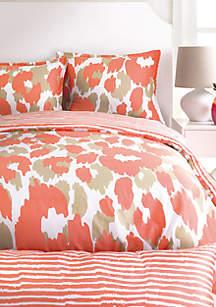 Lynx Leopard Comforter Set