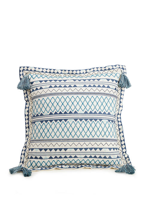 Jessica Simpson Bonnie Square Decorative Pillow