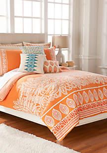 Catalina Paisley Twin Comforter Set 68-in. x 92-in.