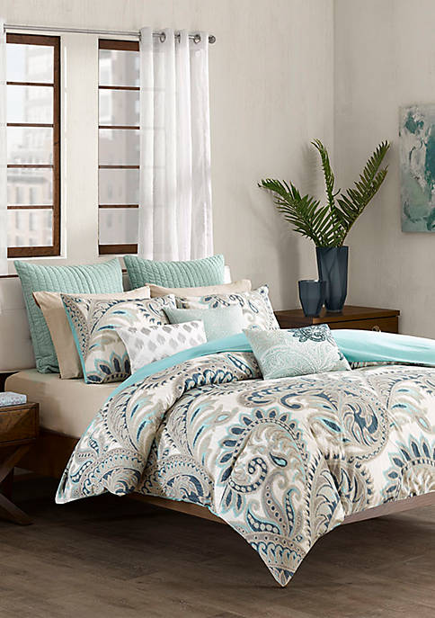 INK + IVY® Mira 3-Piece Comforter Set