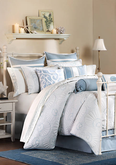 Crystal Beach Comforter Set