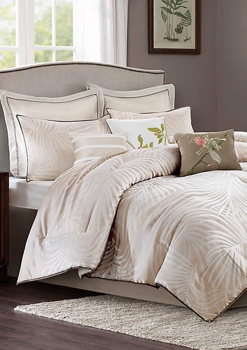 Freeport 7-Piece Twin/Twin Xl Comforter Set  86-in. x 90-in.