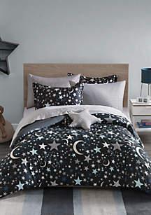 Starry Night Comforter Set