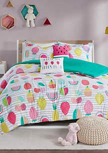 Fruitti Tutti Comforter Set