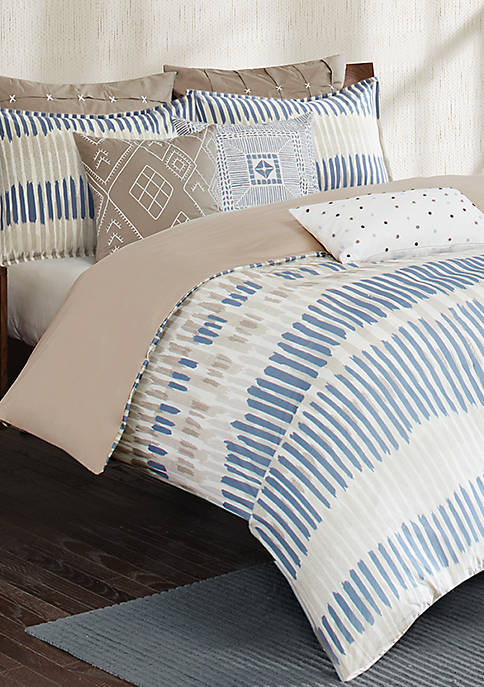 INK + IVY® Lilli Full/Queen Mini Duvet Set