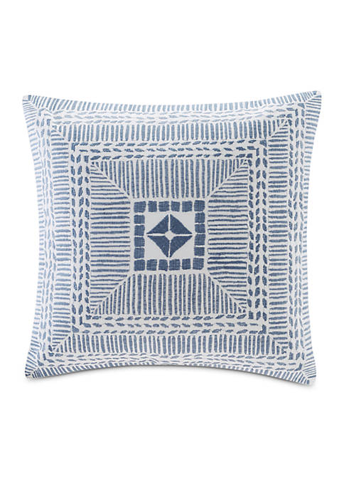 INK + IVY® Kenley Decorative Pillow 18-in. x