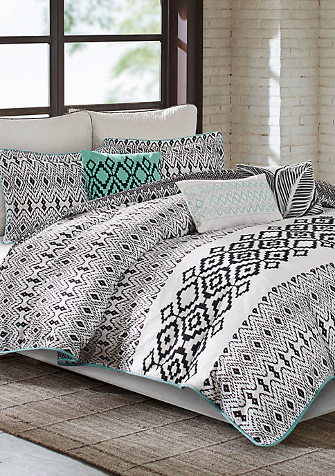 Echo Design™ Kalea Reversible Comforter Set