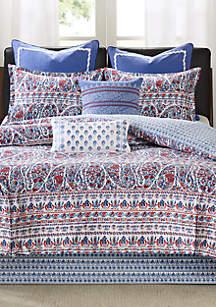 Woodstock Queen Comforter Set