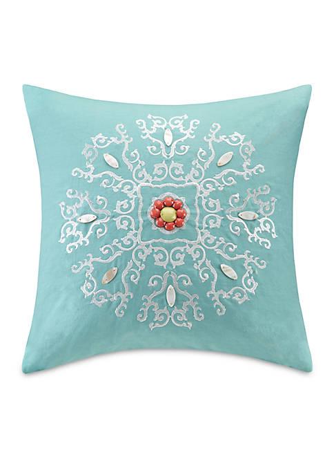 Echo Design™ Cyprus Square Pillow