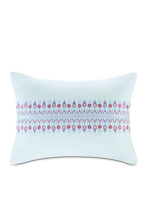Echo Design™ Sofia Embroidered Decorative Pillow