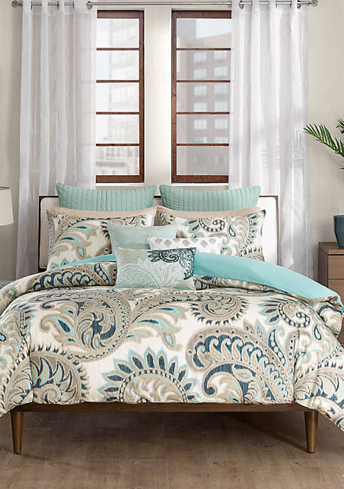 INK + IVY® Mira Full/Queen Duvet Mini Set