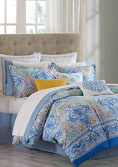 Echo Design™ Painted Paisley Bedding Collection