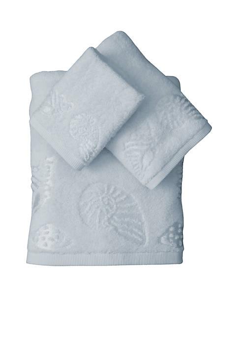 Lenox® Seaside Washcloth 13-in. x 13-in.