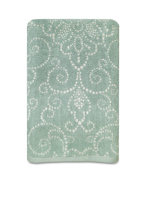 Lenox® French Perle Groove Towel Collection