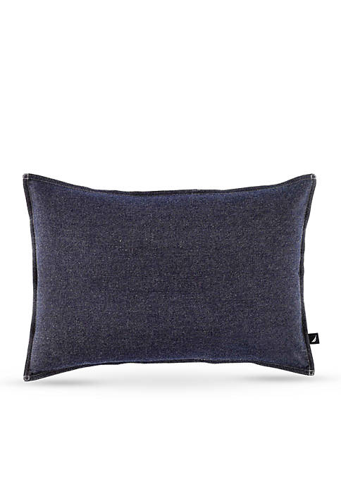 Nautica Seaward Bouirdor Pillow 14-in. x 20-in.