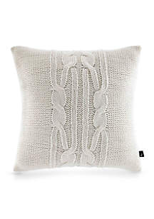 Bartlett Knit Square Decorative Pillow