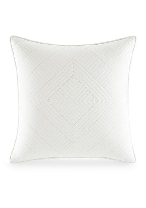 Bluffton Quilted Decorative Pillow