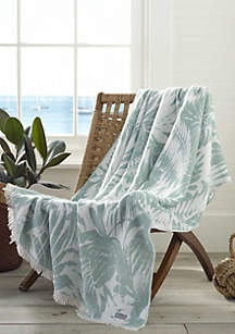 Tommy Bahama® Desert Fronds Throw