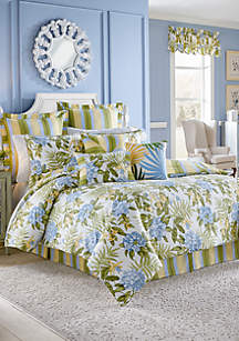 Summer Splendor 4-Piece Comforter Set