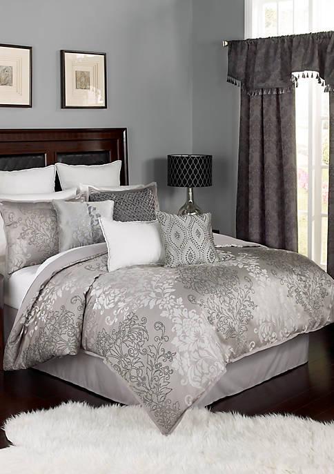 Beautyrest Chacenay King Comforter Set