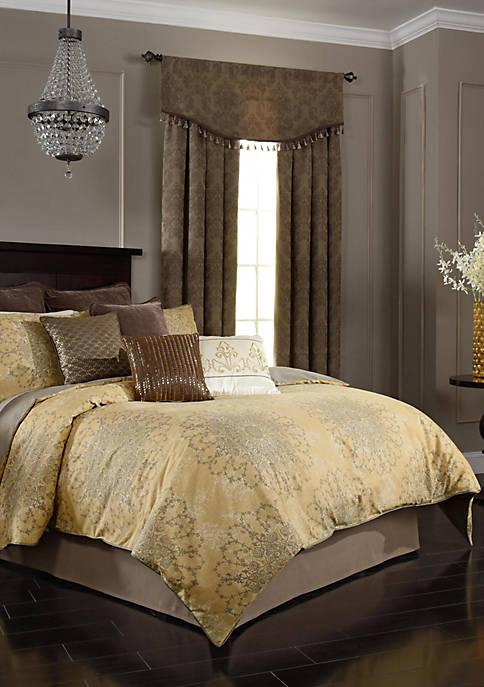 Beautyrest Sandrine 4-Piece Comforter Set
