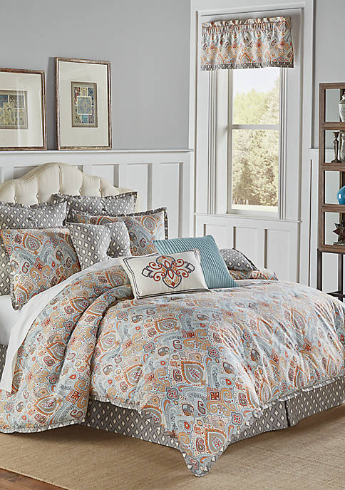 Waverly 174 Boho Passage Comforter Set Belk
