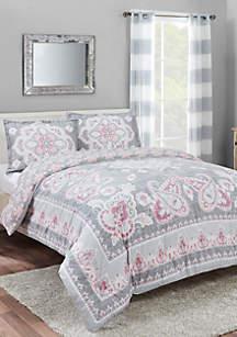 Nala Reversible Comforter Set