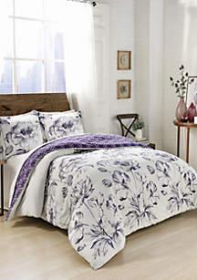 Jasmeen Reversible Comforter Set