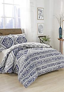 Brielle Reversible Comforter Set