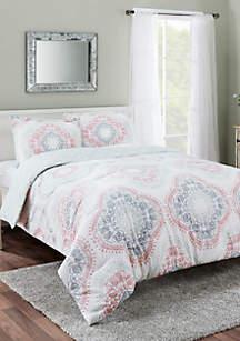 Sabina Reversible Comforter Set
