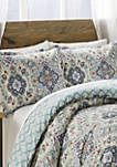 Ahana Reversible Comforter Set