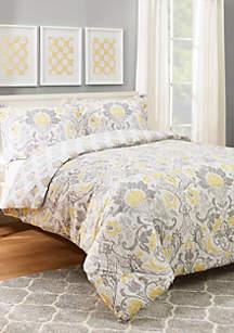 Rayna Reversible Comforter Set