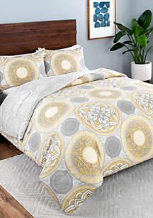 Vue Gwenn Reversible Comforter Set