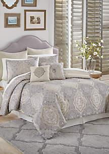 Vue Signature Varna 7-Piece Comforter Set