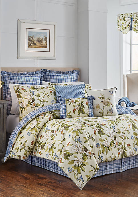 Waverly 174 Live Artfully Comforter Set Belk