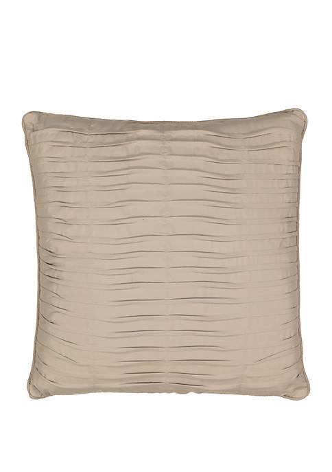 Bensonhurst Pleated Decorative Pillow