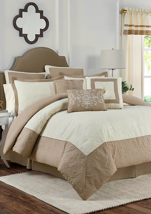 Bensonhurst 4 Piece Comforter Set
