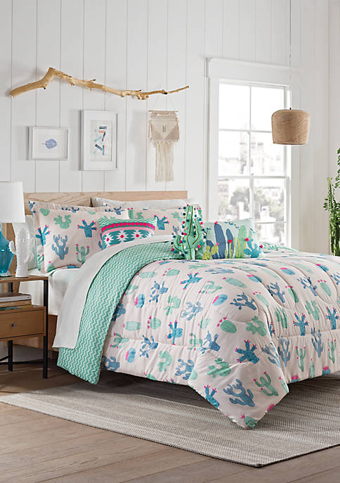 Waverly® Spree Always on Point Reversible Comforter set