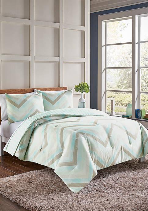 Baxter Reversible Comforter Set